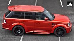 KAHN Autobiography Wide Wheel Arch Body Kit Range Rover Sport pic 11