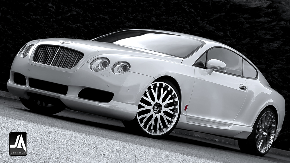 Bentley Continental GT pic 1
