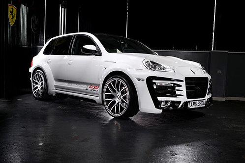 Full Wide Body Kit for Porsche Cayenne