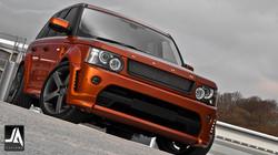 KAHN Autobiography Wide Wheel Arch Body Kit Range Rover Sport pic 1