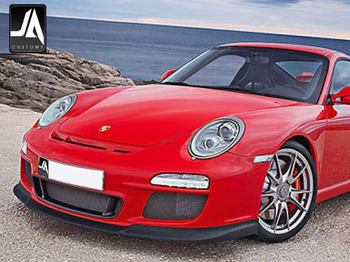 GT3 Style Front Bumper Conversion for 911 Porsche