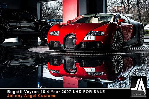Bugatti Veyron 16.4 LHD