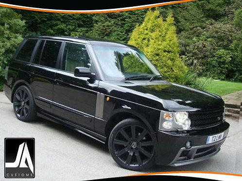 Range Rover Vogue / HSE style Full Body Kit
