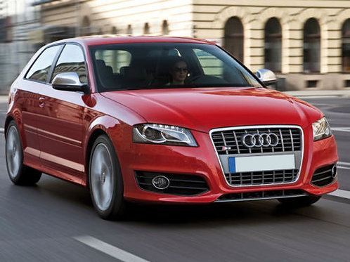 Audi A3 to S3 Full Bodykit Conversion