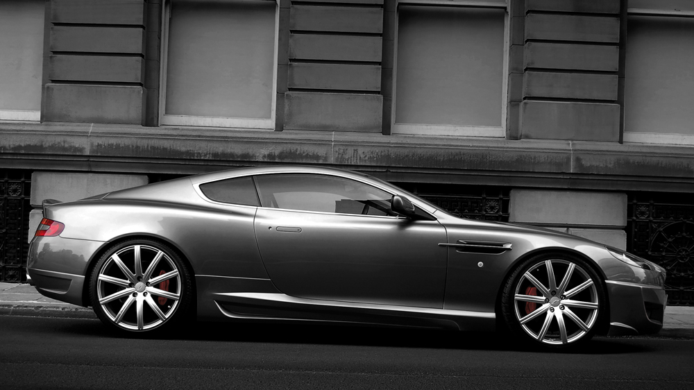Aston Martin DB9 KAHN Body Kitpic 3