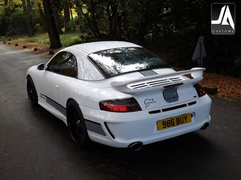 Porsche 911Conversion 996to997Tailgate Rearspoiler