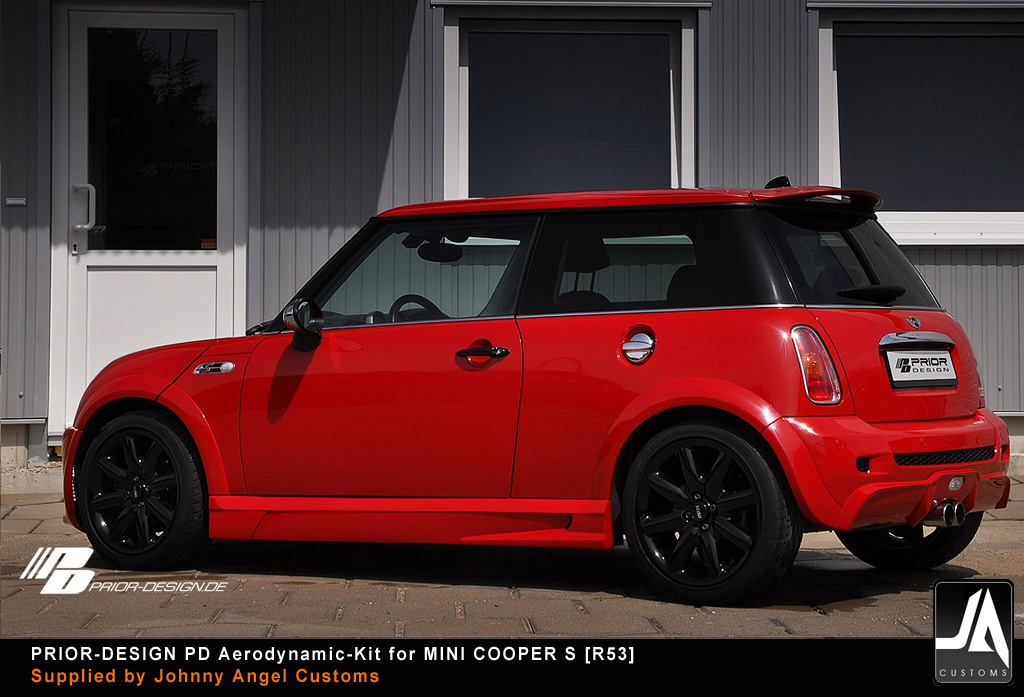 PRIOR-DESIGN PD Aerodynamic-Kit for MINI COOPER S [R53] pic 2 copy