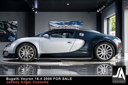 Bugatti Veyron 16.4 LHD (VAT Qualifying)