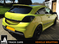 Johnny Angel Customs Track Cars Vehicle Wrapping Astra VXR p3