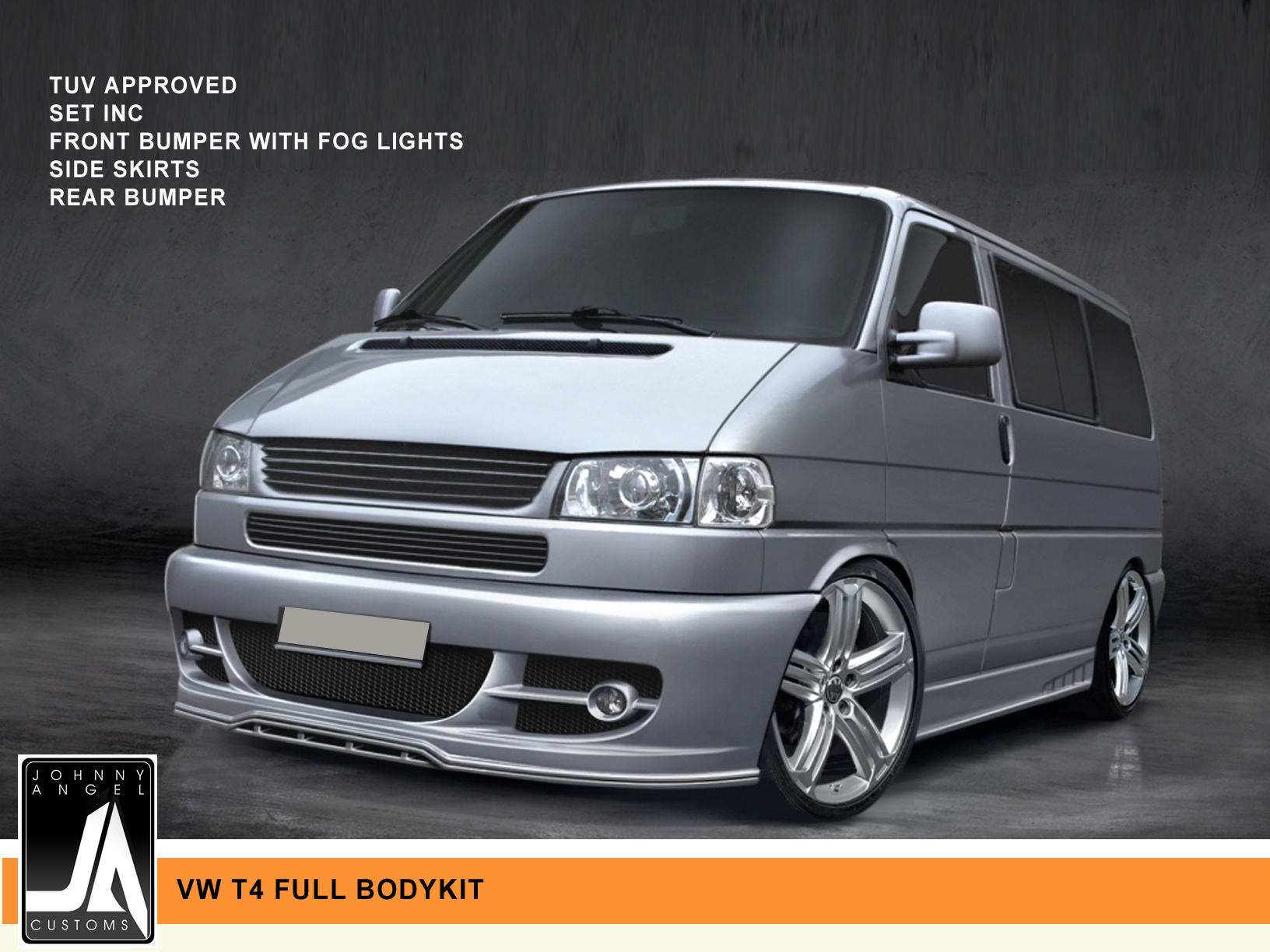 VW T4 FULL BODYKIT   Johnny Angel Customs pic 1