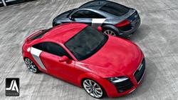 Audi TT KAHN Body Kit pic 5