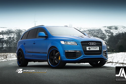 Audi Q7 PDV12 Aerodynamic Body Kit (2005-2009)