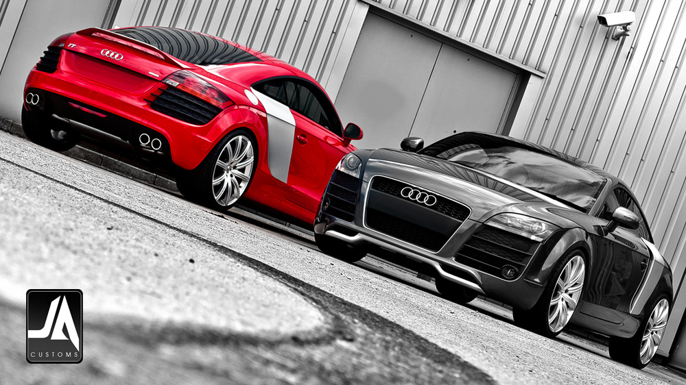Audi TT KAHN Body Kit pic 3
