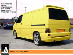 VW T4 FULL BODYKIT 1  Johnny Angel Customs pic 2