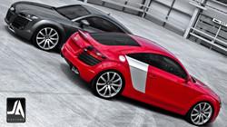 Audi TT KAHN Body Kit pic 4