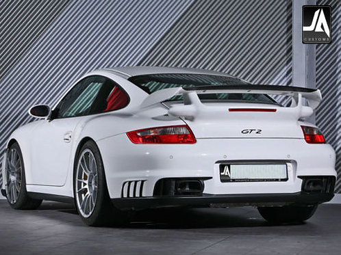 GT2 Style RearBumper Conversion for911 Porsche 997