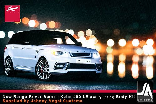 KAHN 400-LE (Luxury Edition) Body Kit