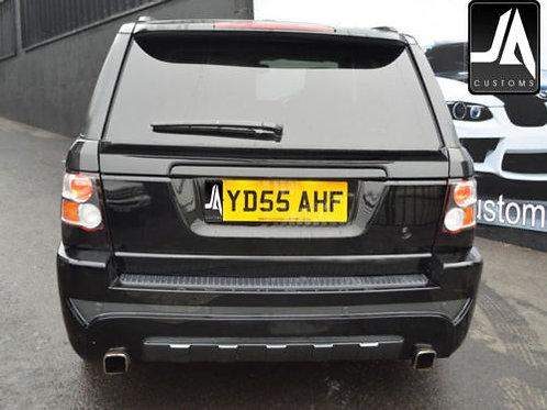 Range Rover Sport Conversion Non/Wide Boot Spoiler