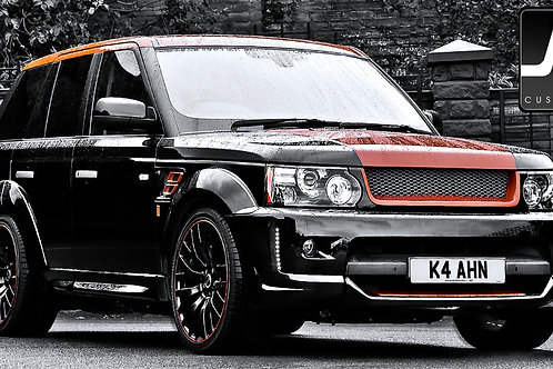 Range Rover Sport KAHN RS Pace Car Wide Arch Kit