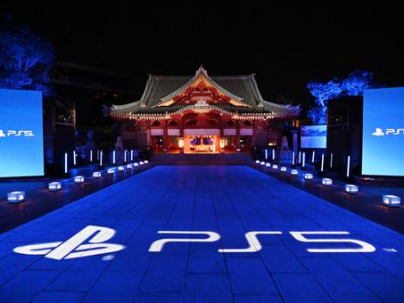 Sony PlayStation Took Over Kanda Myojin Shrine in Akihabara,