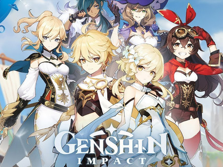 Genshin Impact PS4 Game Review