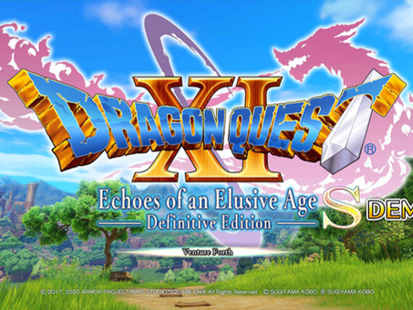 Dragon Quest XI: Echoes of an Elusive Age S (Definitive Edition) PS4 Review