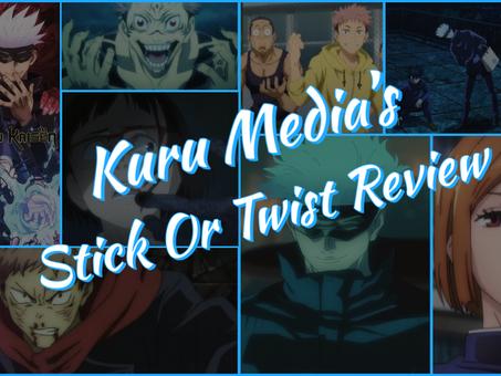Kuru Media's Stick or Twist Anime Review: Jujustu Kaisen