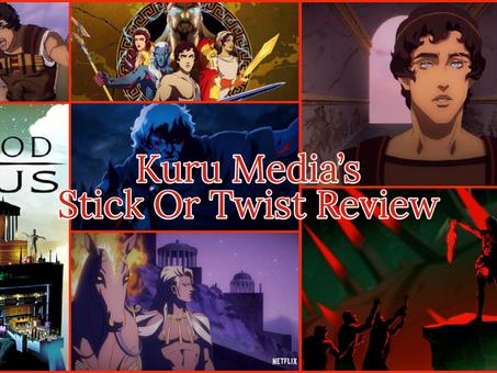 Kuru Media's Stick or Twist Anime Review: Blood of Zeus