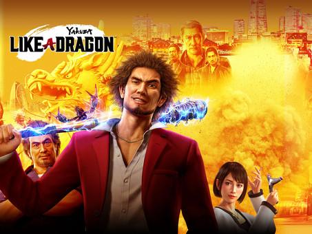 Kuru Media Game Preview: Yakuza Like a Dragon