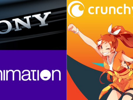 Sony's Purchase of Crunchyroll completed