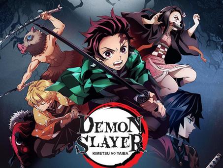 Demon Slayer Top's Japan's Top Selling Manga for 2020
