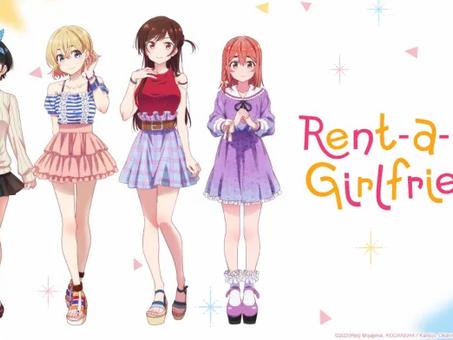 Summer Anime Review: Rent-a-Girlfriend