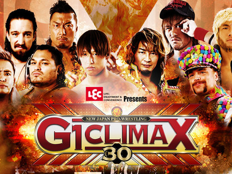 NJPW G1:Climax Night 15 and 16 Recap and Review