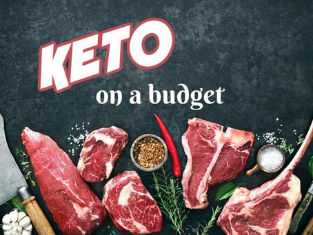 Keto....on a budget