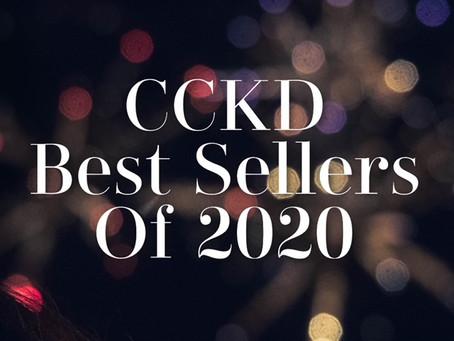 Best Sellers of 2020.....
