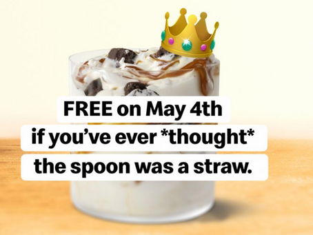 FREE McFlurry from McD's
