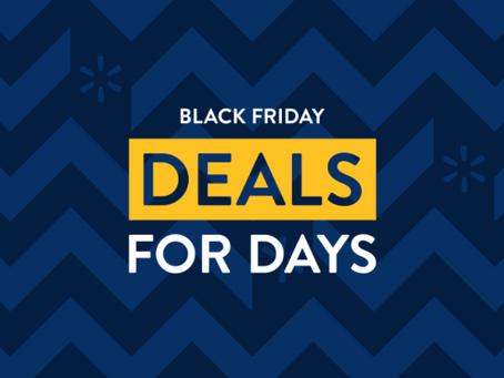 Walmart's Black Friday 2020