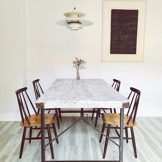 4 Fanett Stühle von Ilmari Tapiovaara für Asko Finnland