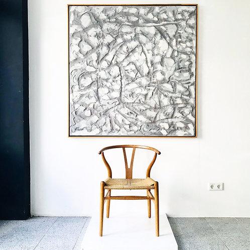 Sehr alter Carl Hansen - Y-Chair von Hans J.Wegner