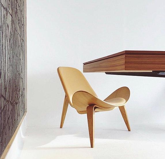 Carl Hansen & Søn - Hans J. Wegner - CH07 Shell Chair - Lounge Sessel