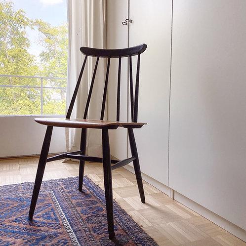Ilmari Tapiovaara   Fanett Chair - Skandinavisches Design / Stuhl