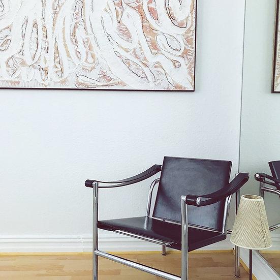Cassina LC1 Sessel von Le Corbusier