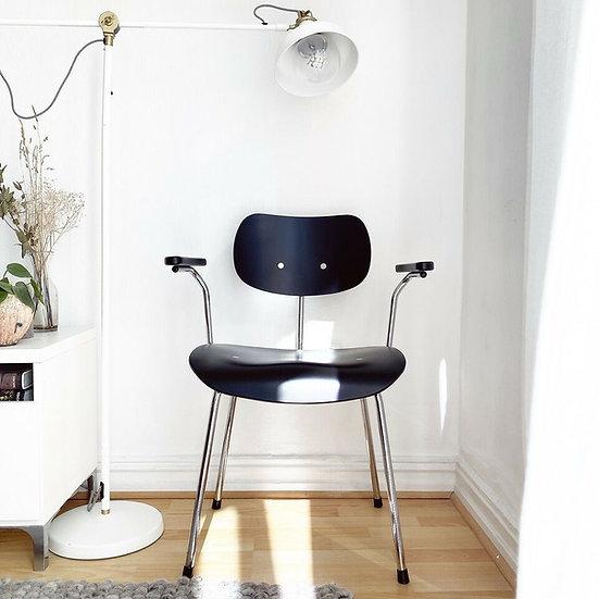Wilde + Spieth SE68 Armlehnen Stuhl von Egon Eiermann