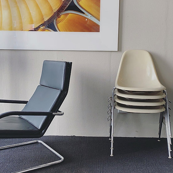 Herman Miller -  Fiberglass Side Chairs