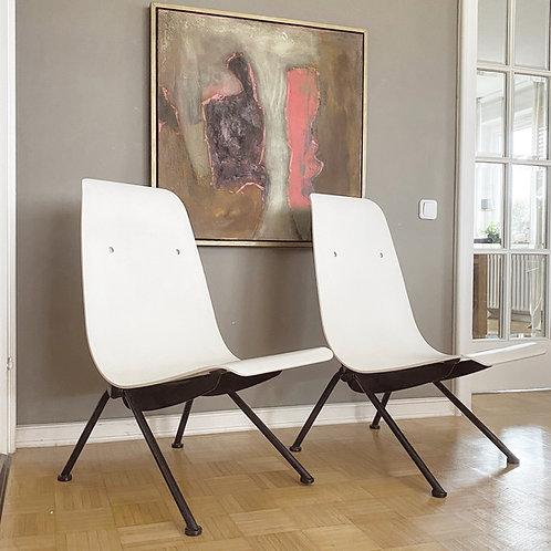 Vitra - Antony Chairs - Jean Prouvé
