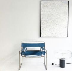 Bauhaus-Wassily-Chair-Marcel-Breuer-Knol