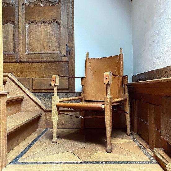 Wohnbedarf Schweiz - Wilhelm Kienzle - Safari Chair   Sessel