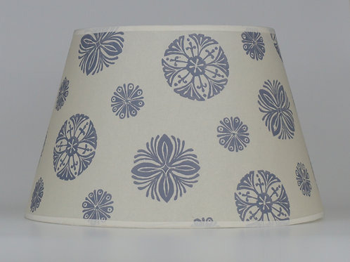Bloom lampshade, grey