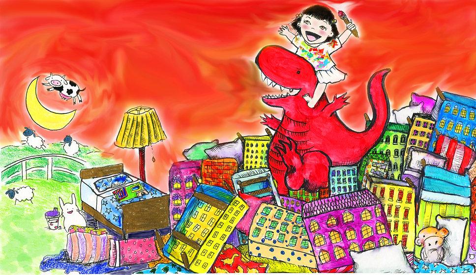 Pepper Zhang art illustration