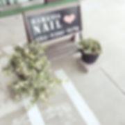 無料駐車場 ネイルサロン